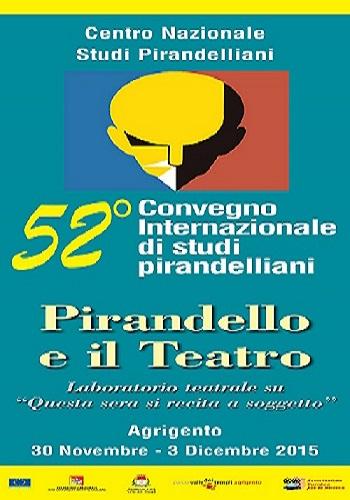Convegno Studi Pirandelliani